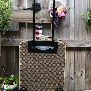 Pull luggage carryon